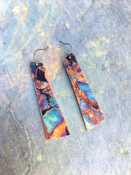 """Capris"" Earrings"