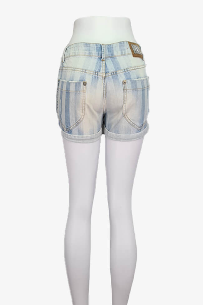 Shorts Animale Jeans (P)