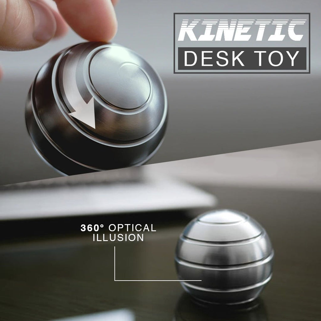 MindNetic™ Stress Reliever Desk Toy