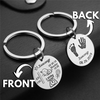 GIFTER™ Personalized 2-Sided Baby Keychain