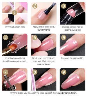 VENALISA™ Poly Gel Nail Kit