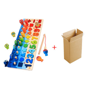 Kidcessory™ Wooden Educational Kit