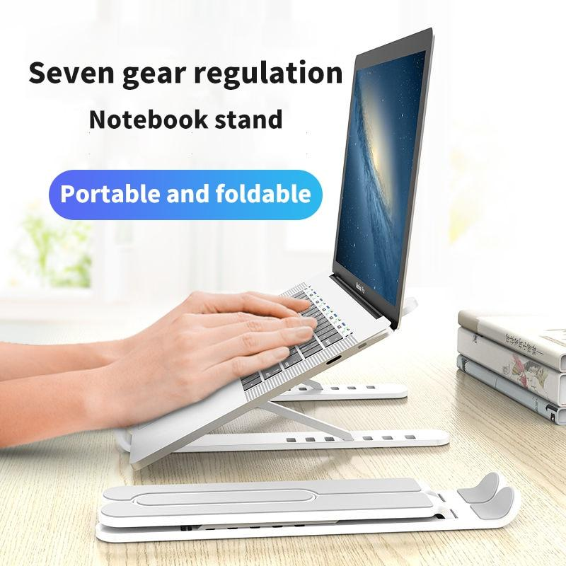 TechKing ™ Foldable Laptop Stand