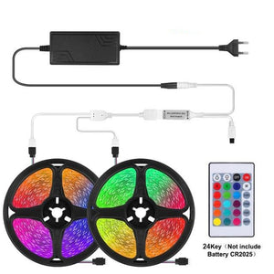 Ezzentials™ Waterproof RGB LED Strip Lights