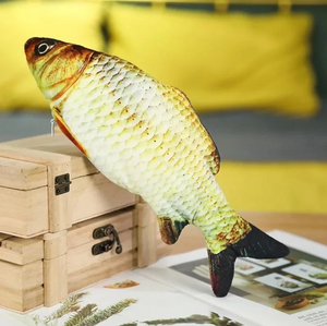 Ezzentials™ Interactive Floppy Fish Toy