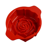Ezzential™ Silicone Rose Cake Mold