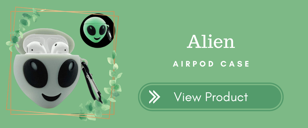 Alien AirPods Pro Case Halloween