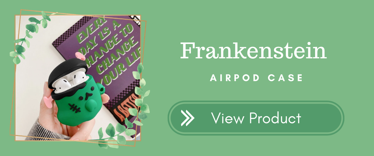 Frankenstein AirPods Case Halloween