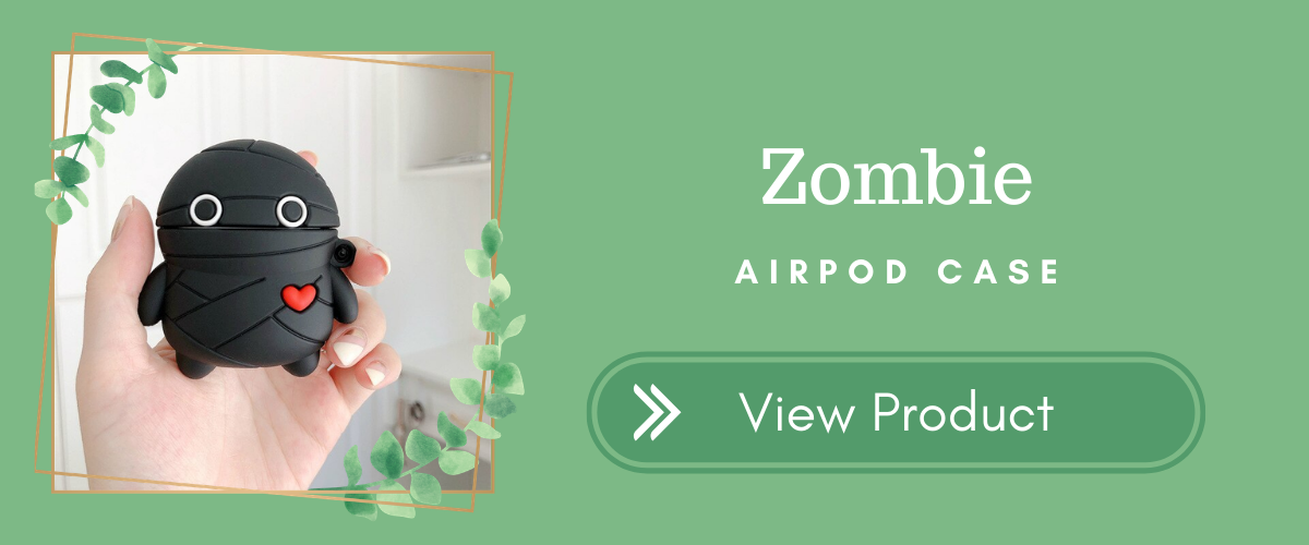 Zombie AirPods Case