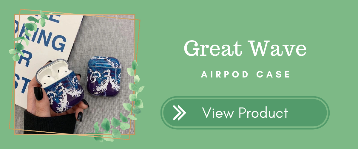 Great Wqve AirPods Case