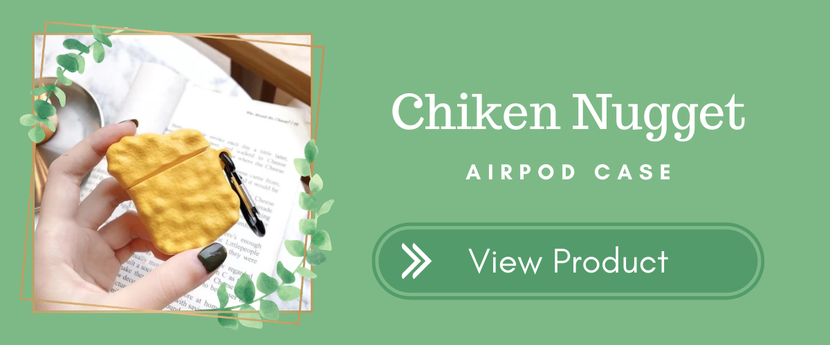 Chiken Nugget AirPods Case