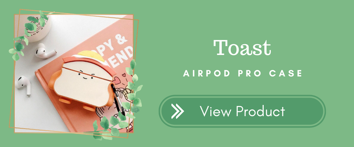 Toast AirPods Pro Case