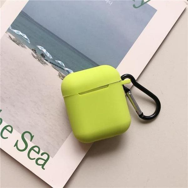 Lime Green <br> Airpod Case