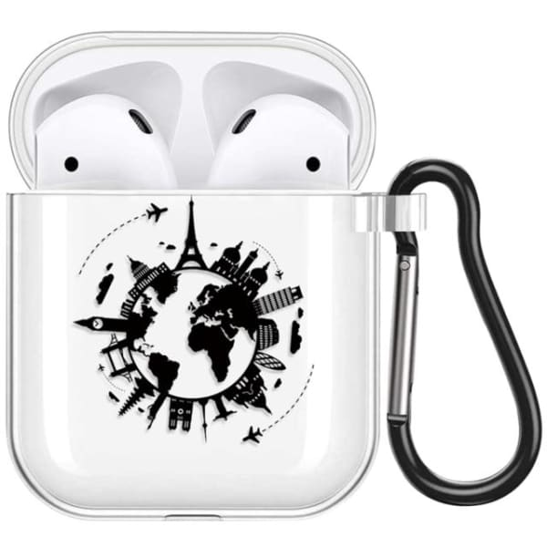 Map Airpod Case A