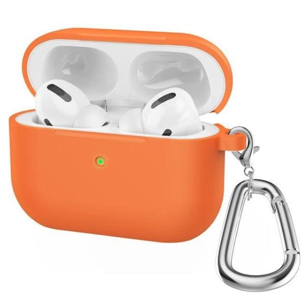 Orange Airpod <br> Pro Case