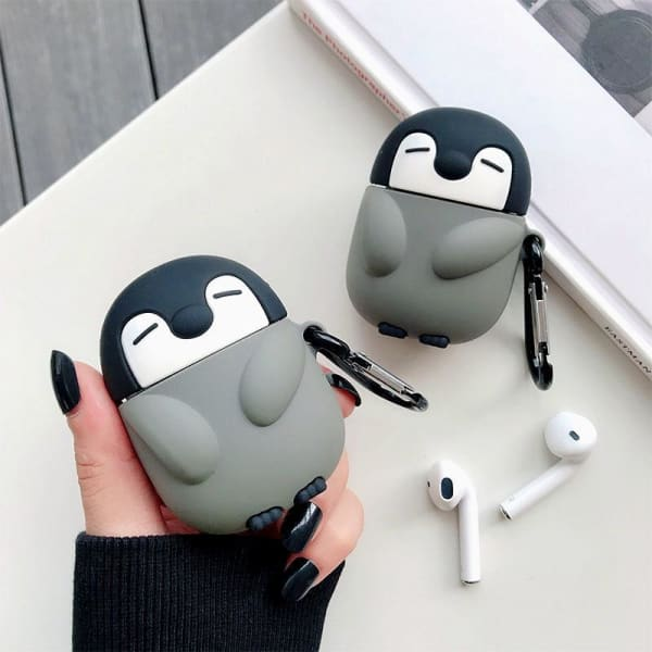 penguin-airpod-case-cover