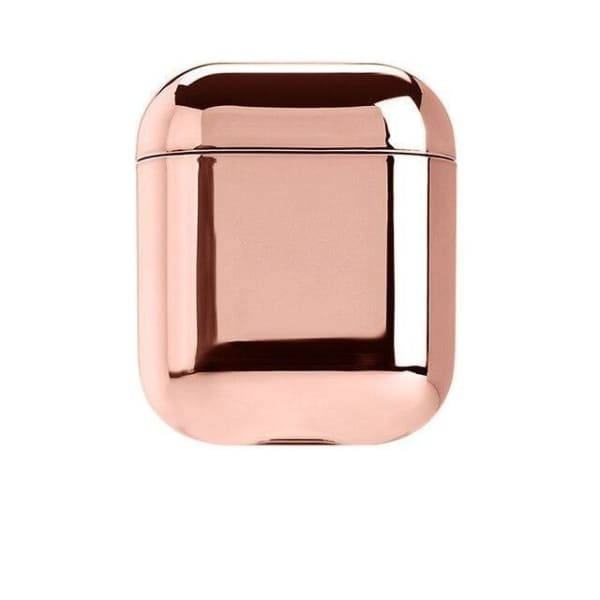 Rose Gold AirPods Case