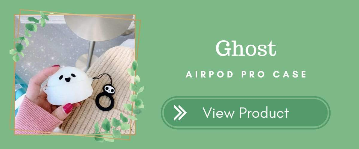 Ghost AirPods Pro Case