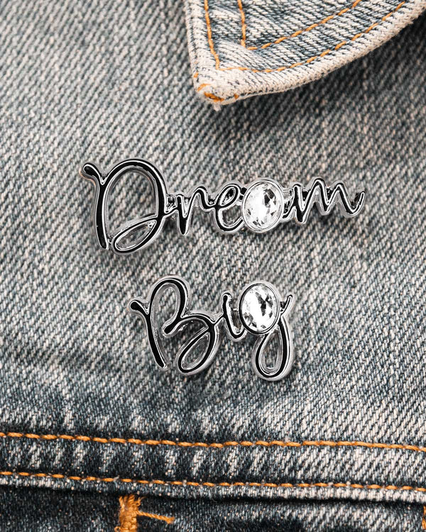 Broche Dream argent - Broches - froufrouz