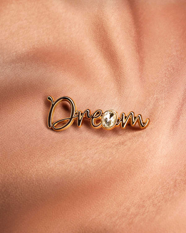 Broche Dream or - Broches - froufrouz