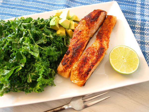 ▷ Enjoy this Salmon Recipe: Chipotle lime Salmon | The Brand Decò