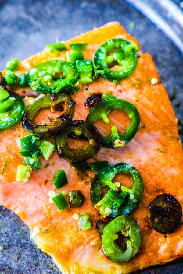 ▷ Enjoy this Salmon Recipe: Sweet & Spicy | The Brand Decò