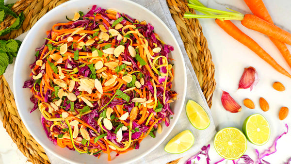 ▷ Tangled Thai Salad | The Brand Decò