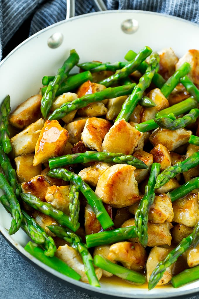 ▷ Chicken & Asparagus | The Brand Decò