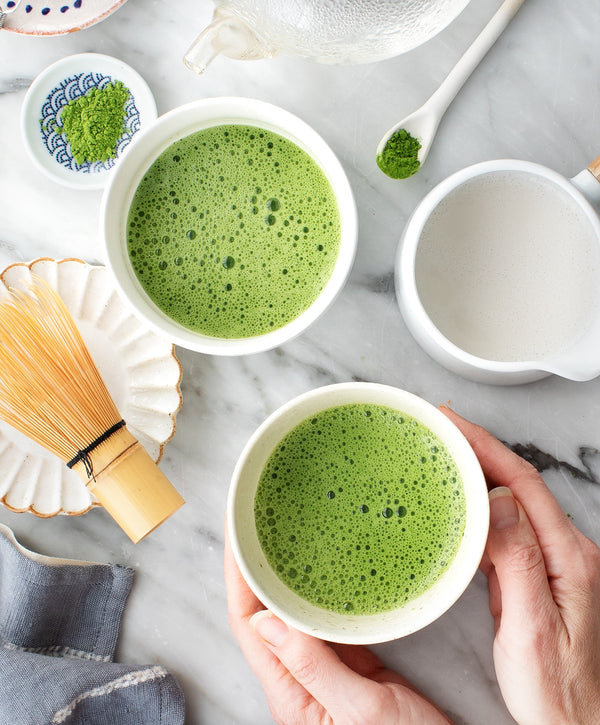 ▷ Matcha Latte | Green tea | The Brand Decò