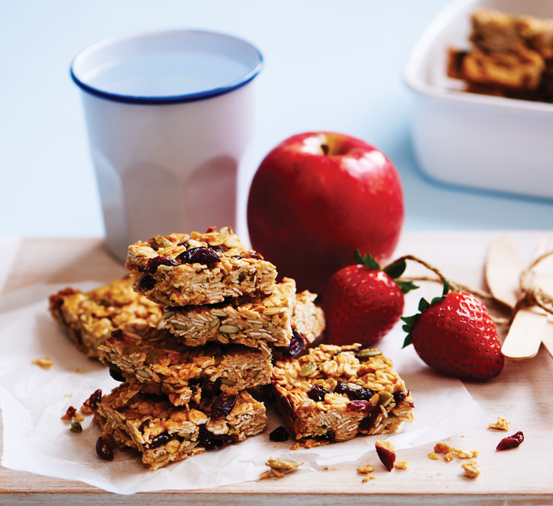 Fruit, Oat & Seed Bars