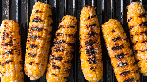 GRILLED CORN
