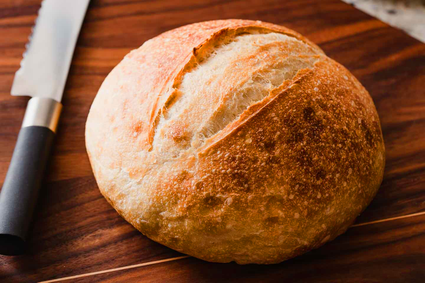 A Beginner's Guide: Sourdough Bread Recipe
