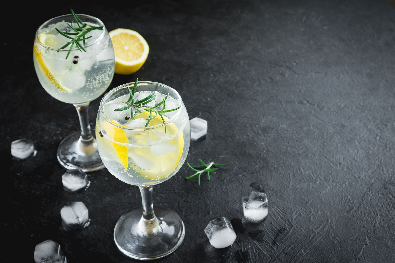 Gin and & Tonic