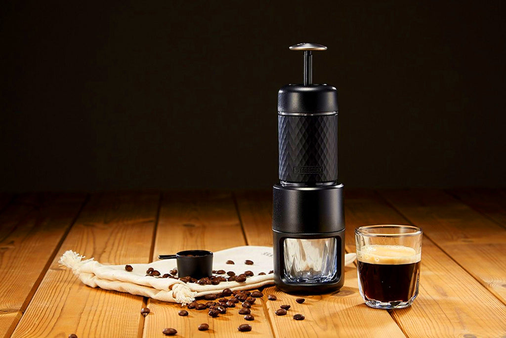 Mini Portable Manual Coffee Maker | Espresso Coffee Maker | The Brand Decò
