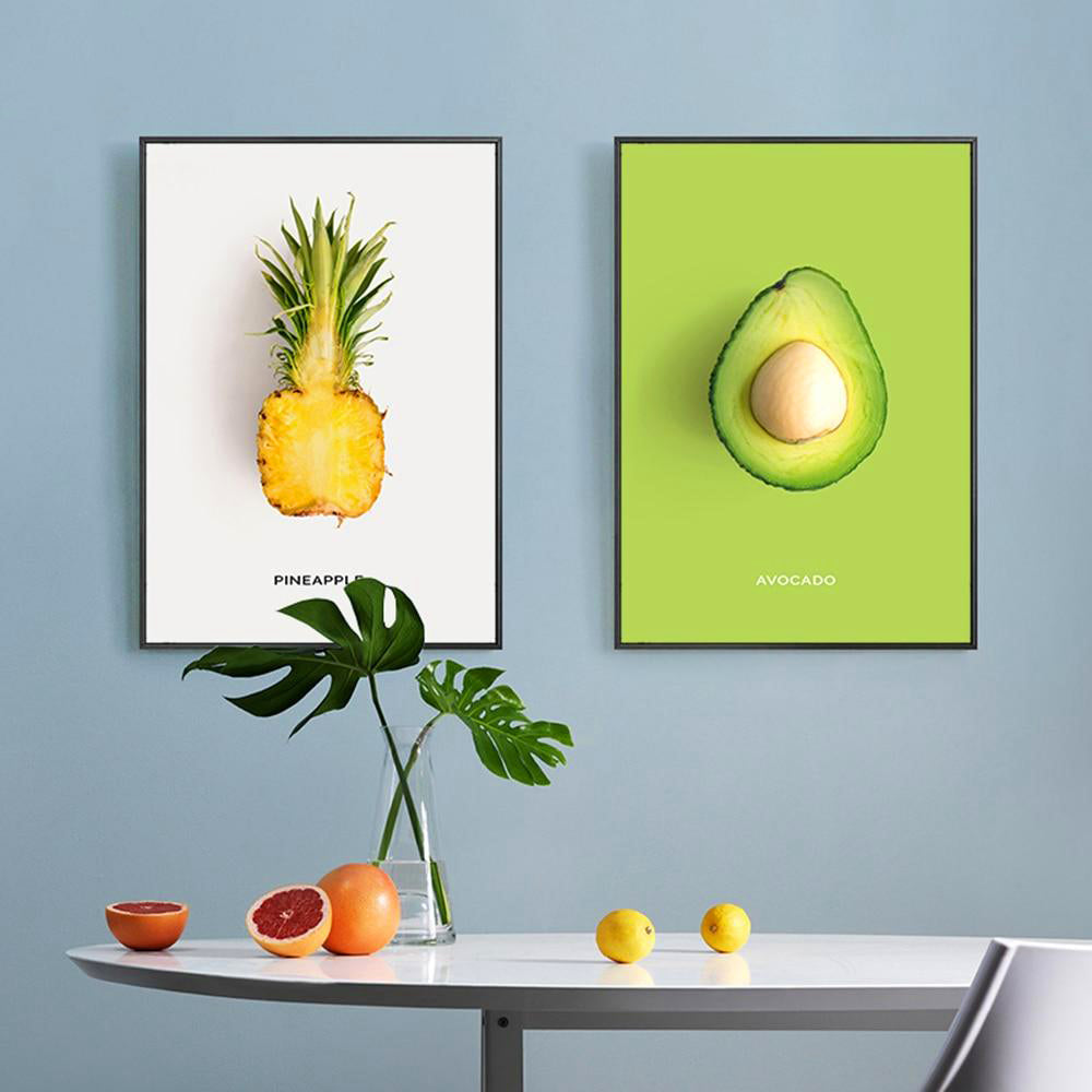 Fruits Pictures Canvas | The Brand Decò