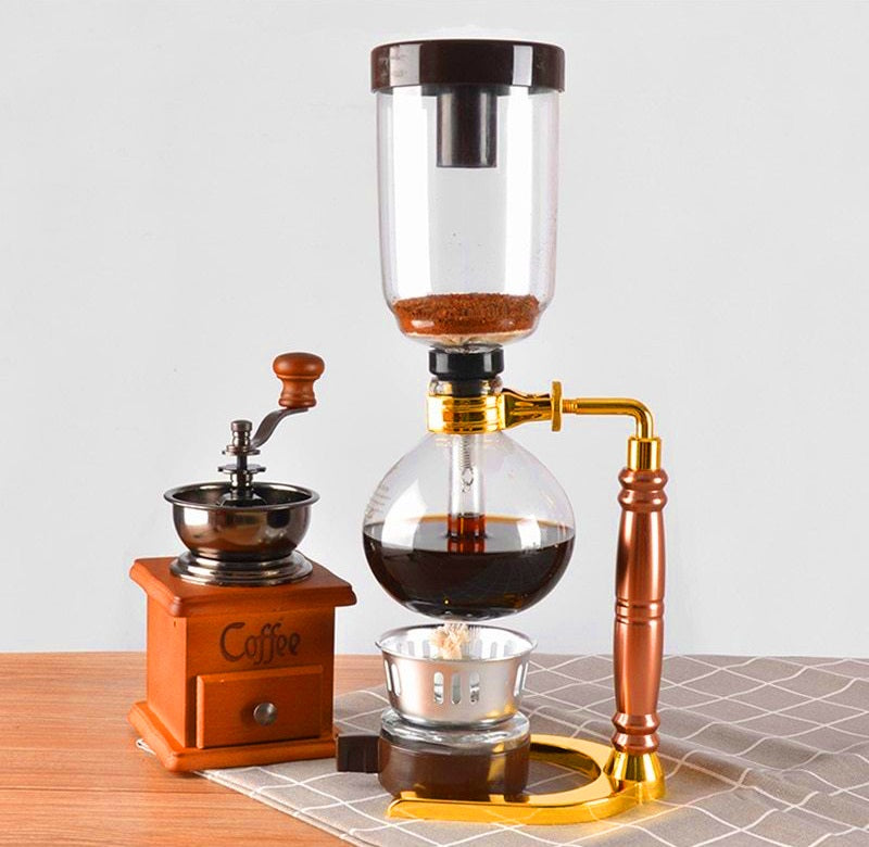Japanese Style Siphon Coffee Maker | The Brand Decò