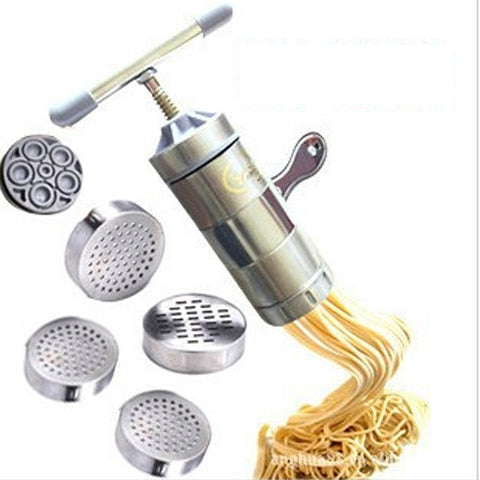 Noodle Maker Household Manual Stainless Steel Pressing Machine | The Brand Decò