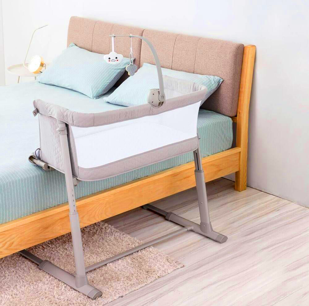 Baby Care Bed Furniture With Bedbell Portable | The Brand Decò