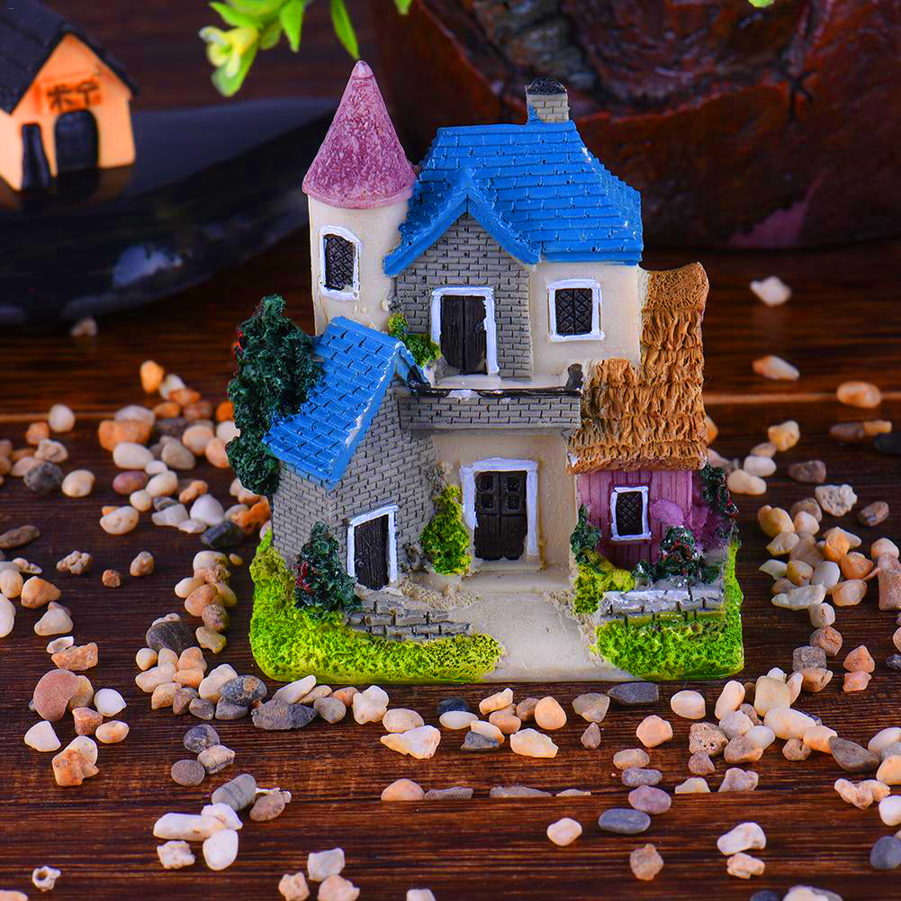 Miniature Castle House | The Brand Decò