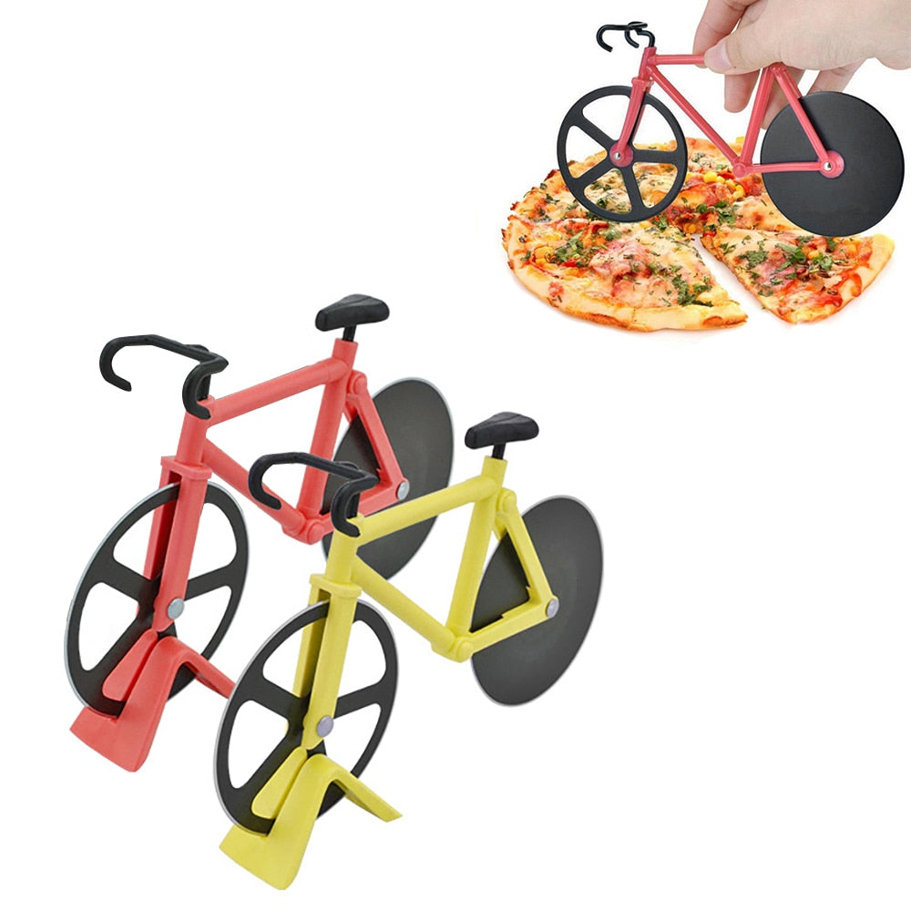 Creative Bicycle Pizza Cutter Wheel | The Brand Decò