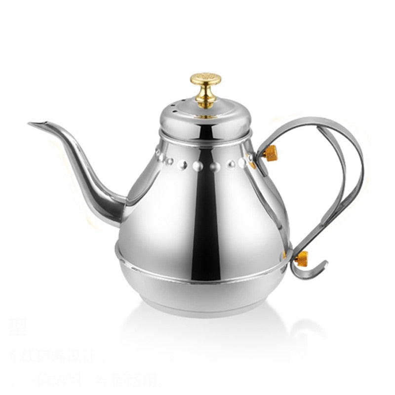 1.2L/1.8L Stainless Steel Water Kettle Boiler - The Brand Decò