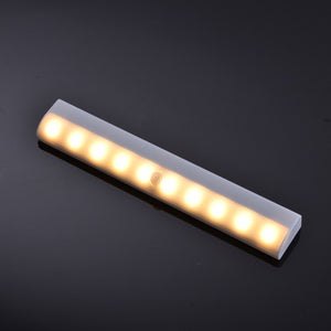 Motion Sensor Night Light Potable 10 LED Closet Lights Battery Powered | The Brand Decò