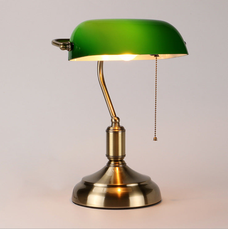 American Retro Bank Lamp | The Brand Decò