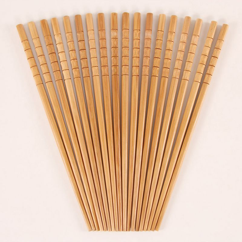 Handmade Natural Bamboo Wood Chopsticks | The Brand Decò