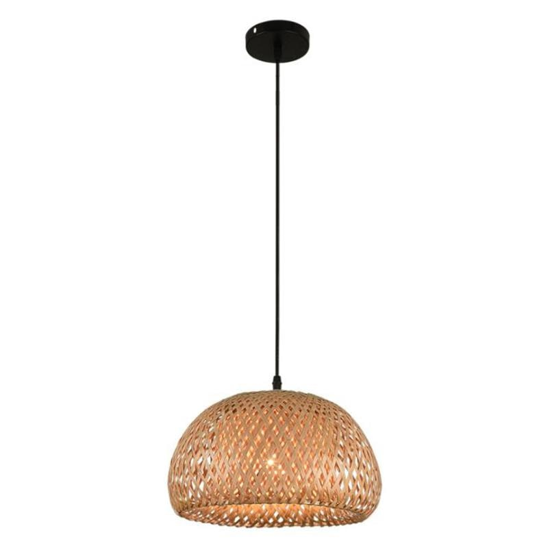 Pendant Lights Conch Bamboo | The Brand Decò