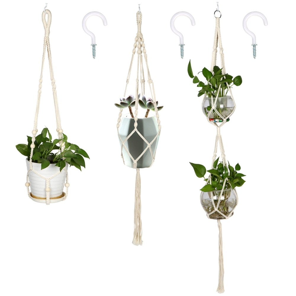 Pack x 3 Hanging plants | The Brand Decò