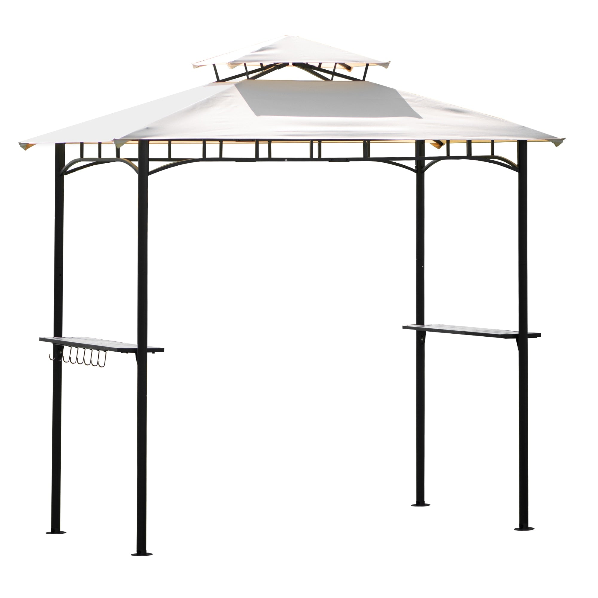 Patio Grill Gazebo Tented BBQ Canopy for Outdoor Activities | The Brand Decò