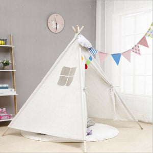 Turtleplay Teepee children's Tent | Indoor Kid's Play Teepee | The Brand Decò
