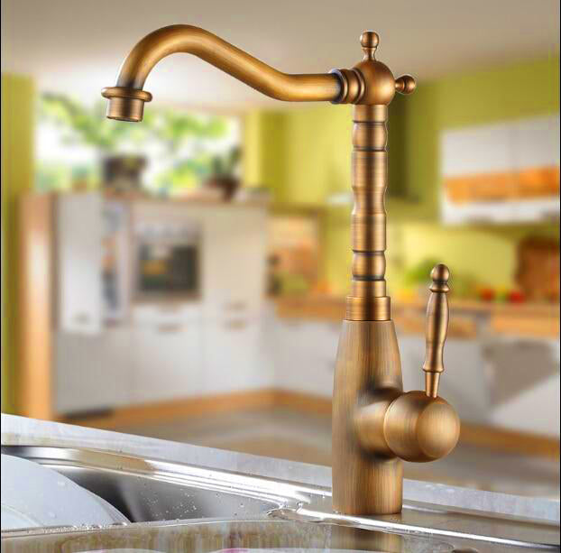 Tradizionale: Luxury Kitchen Faucet | The Brand Decò
