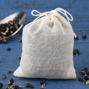 Tea Bags with String Filter | The Brand Decò